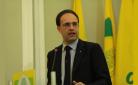 Roberto Moncalvo incontra il Ministro del Lavoro