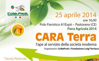 Fieragricola 2014 a Pastorano (Caserta): protagonista l'Apicoltura