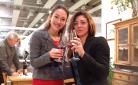 Maria Letizia Gardoni ed Erika Pedrini al Vinitaly 2014