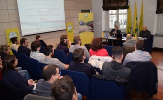 Agroalimentare e legalità, il Professor Gian Carlo Caselli durante la lezione