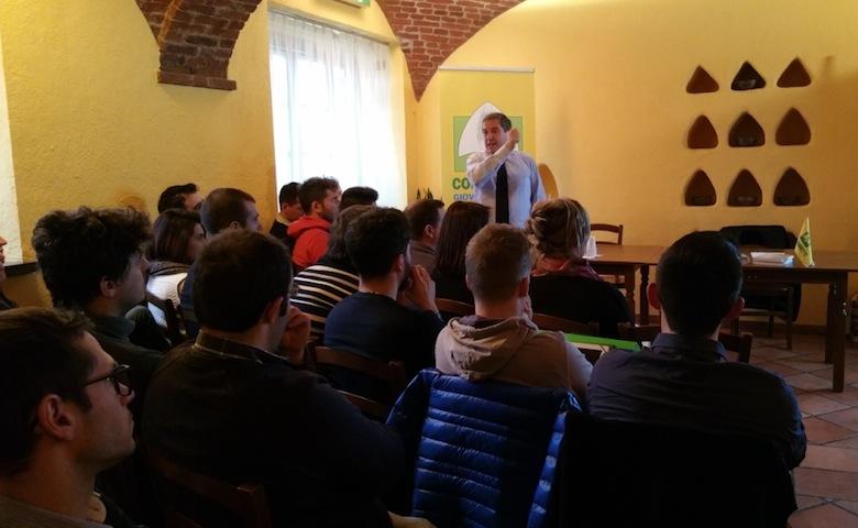 Agroalimentare e legalità: lezione del Prof. Valter Cantino