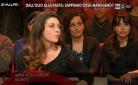 Olio d'oliva, Maria Letizia Gardoni ne parla a Ballarò