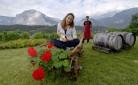 Vino Made in Italy, la nostra giovane produttrice Erika Pedrini