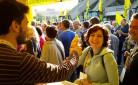 Street Food italiano, durante la mobilitazione di sabato 11 giugno
