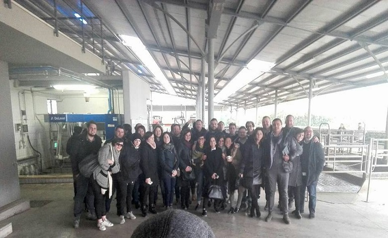 Comitato nazionale a Salerno nella cornice di Luci d'artista