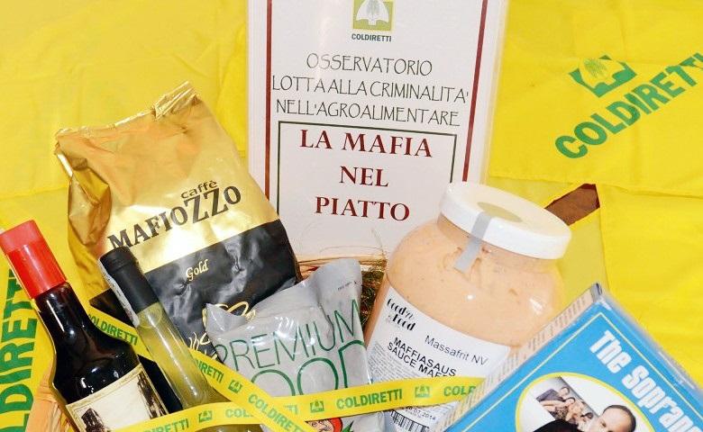 'ndrangheta, cesto di prodotti frutto di agromafia