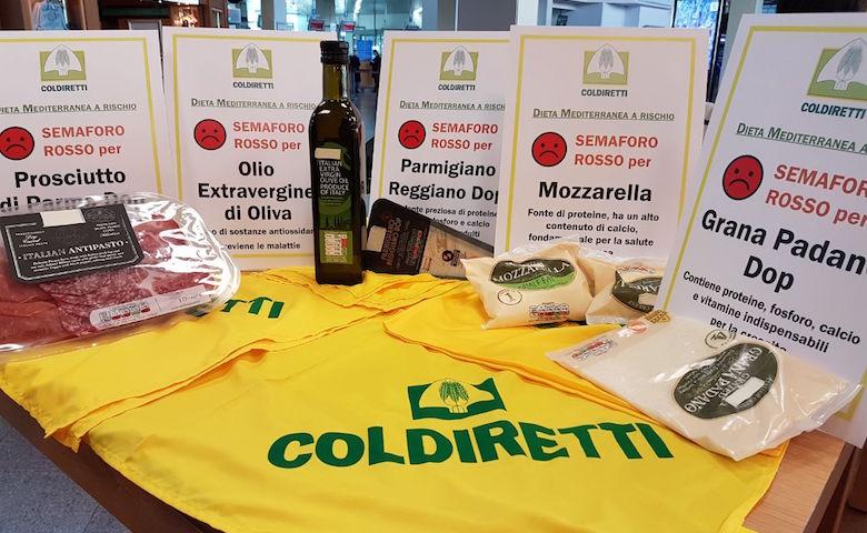 Etichetta nutrizionale: esempi concreti di prodotti simbolo dell'Italia bocciati ingiustamente dai bollini a semaforo