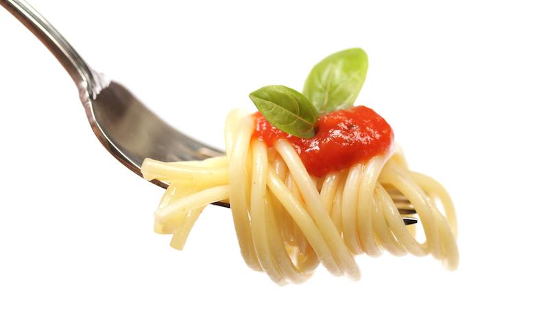 Spaghetti, simbolo del Made in Italy nel mondo
