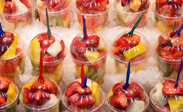 Insalate di frutta, ideali per un'alimentazione sana e ricca di sali minerali e vitamine