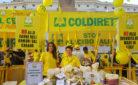 Manifestazione a Piazza Montecitorio contro accordo CETA