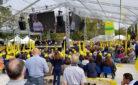 Il Villaggio degli Agricoltori, l'intervento del presidente Moncalvo all'inaugurazione