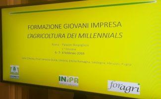 agricoltura millenials