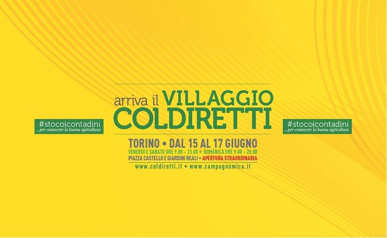 Torino Villaggio Coldiretti
