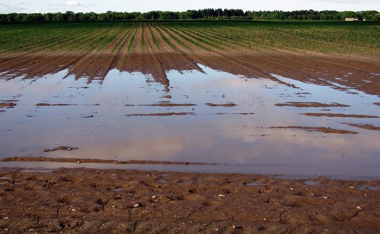 Clima, zone a rischio alluvione