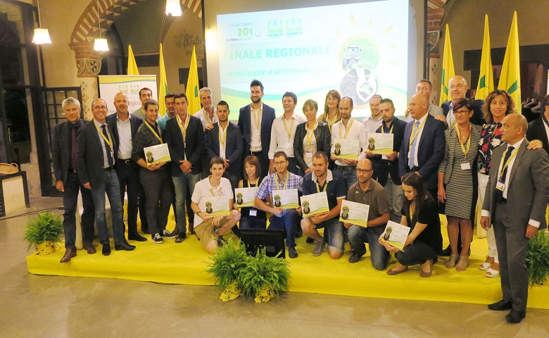 Giovani vincitori Premio Innovazione regione Piemonte