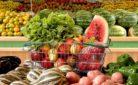 PIL, frutta e verdura nel carrello della spesa