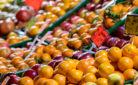 Inflazione per frutta e verdura
