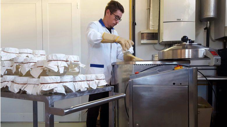 Sterilizzazione substrati di coltura
