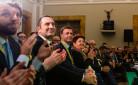 Presidente Prandini con i Ministri Bellanova e Spadafora