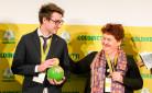 Ministra Bellanova premia Leonardo Belotti nella categoria Campagna Amica